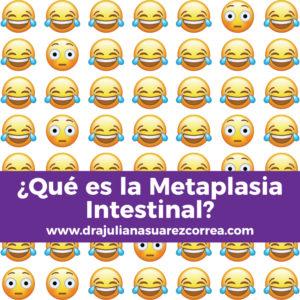 Metaplasia intestinal
